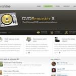 インターフェイスを一新してバージョンアップした DVDRemaster 8 が販売開始