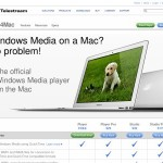 OS10.8に対応したWMVファイルの再生&変換ができる Flip4Mac / Flip Player Pro 3 が$27.55で販売中!5%オフクーポンあります