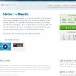 MacUpdate Promo でDVDリッピング&圧縮変換アプリなど10アプリがセットになった Metakine Bundle が87%オフの$39.99で販売中