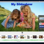 美しいHDスライドショーを簡単に作成できる Slideshow HD が無料でダウンロード出来ます