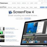 デスクトップ動画キャプチャソフト ScreenFlow 4 がリリース!クロマキー対応などもはやキャプチャソフトの域を超えています!日本語入力不具合も解消!10%オフクーポンもあり
