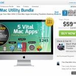 Parallels Desktop 8 for Mac や VirusBarrier X6 など高額アプリ5つ+1がセットになって75%オフの$59.99で販売中 The Mac Utility Bundle