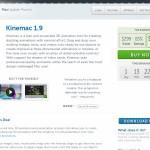 3Dアニメーション作成アプリ Kinemac 1.9 が83%オフの$49.99で販売中