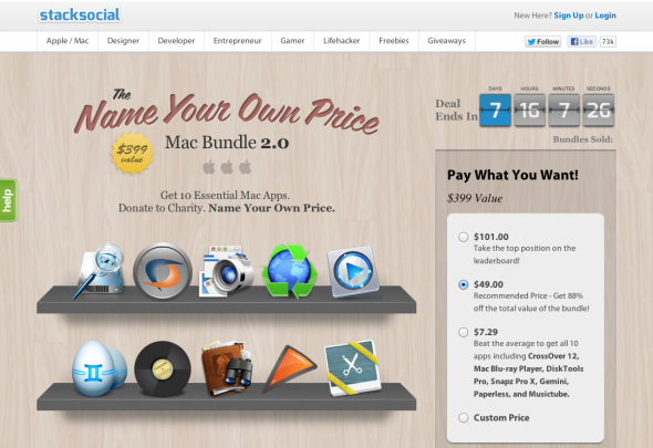 The Name Your Own Price Mac Bundle 2.0 | StackSocial