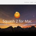画像容量圧縮アプリ「Squash 2」がリリースを記念して60%オフの$8で販売中!