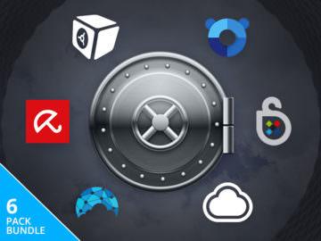 【1年間使えるライセンス】セキュリティ&クラウドサービスのバンドルがお得です【Panda Internet Security・CloudApp Pro他】